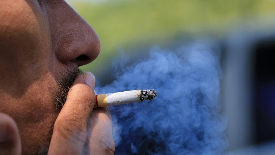 Smokers study,Study on smokers,Smoking study