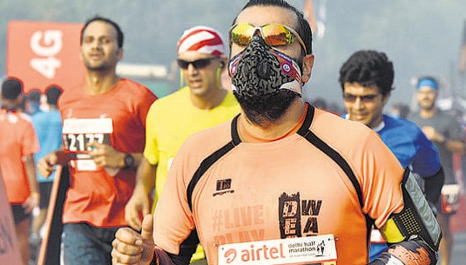 Airtel, which has been sponsoring Delhi Half Marathon for the past nine years, said it may have to rethink whether to continue supporting the event