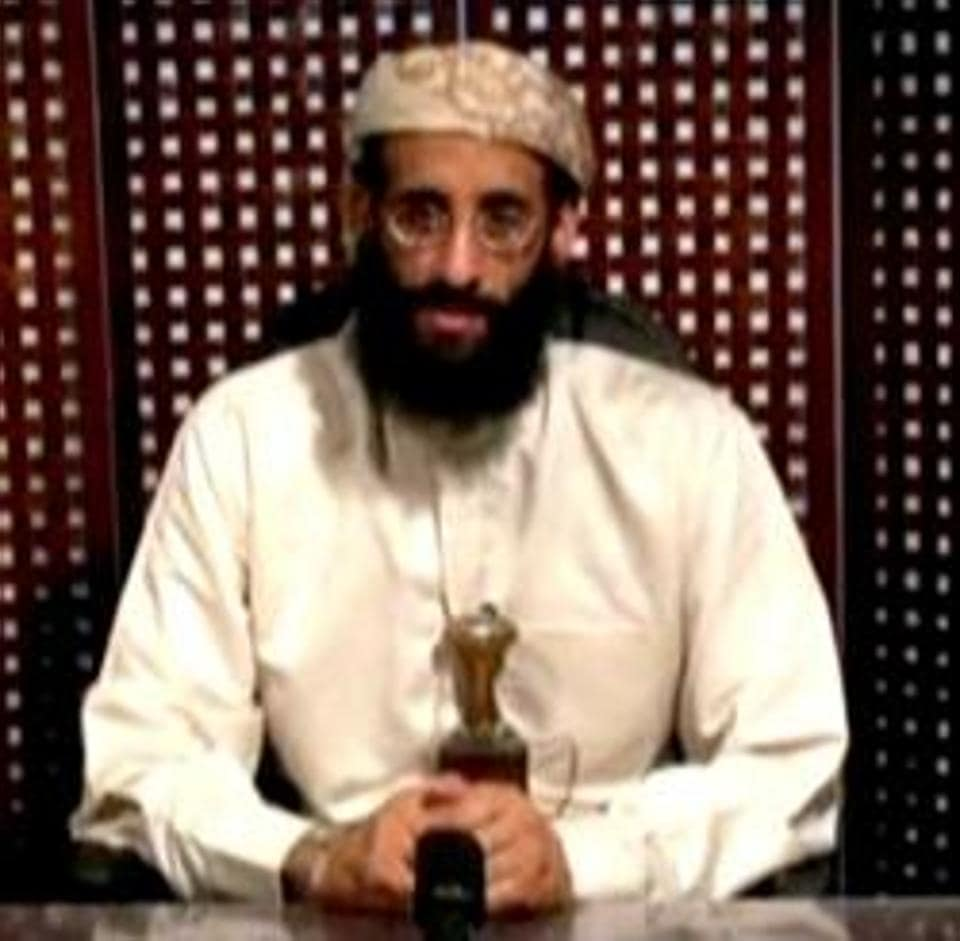 Anwar al-Awlaki (pictured) was killed in a US drone strike in 2011.