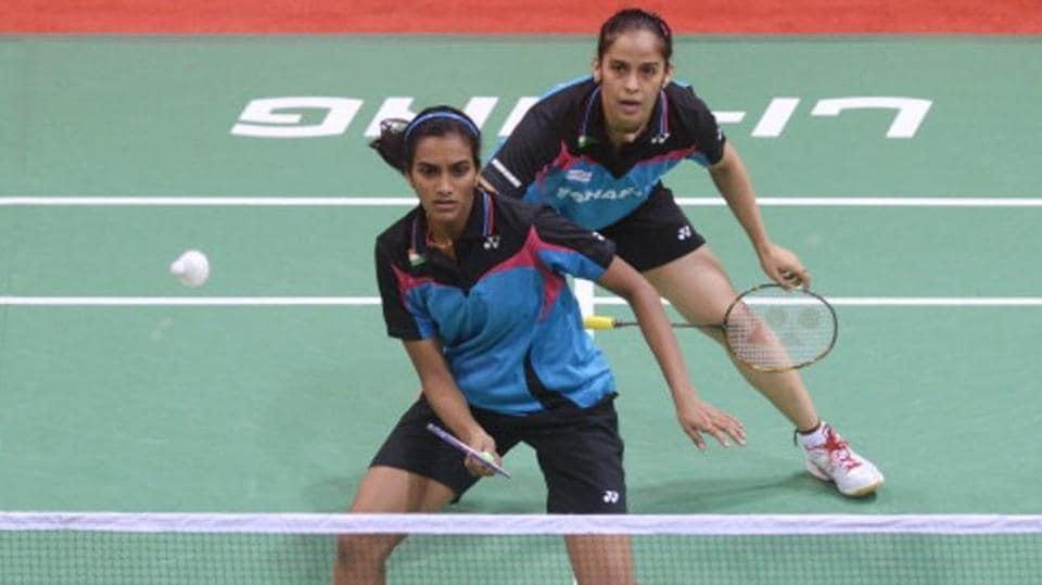 PV Sindhu,Saina Nehwal,National Badminton Championship