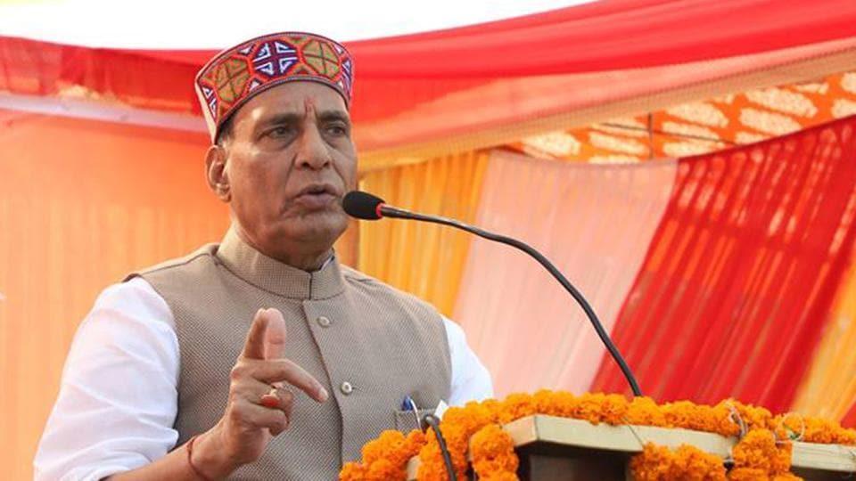 Himachal elections,Rajnath Singh,Himachal polls