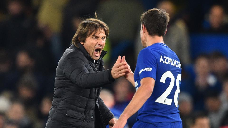 Antonio Conte has criticised Jose Mourinho's injury remark, stating that in a squad of 24 players, one or two injuries should never matter.