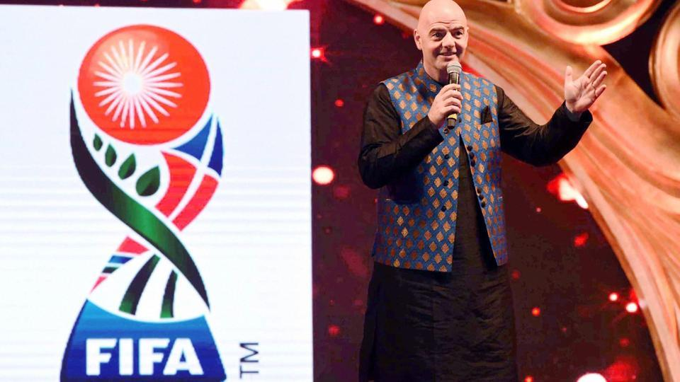 FIFA President Gianni Infantino was in Kolkata ahead of the FIFA U-17 World Cup final.