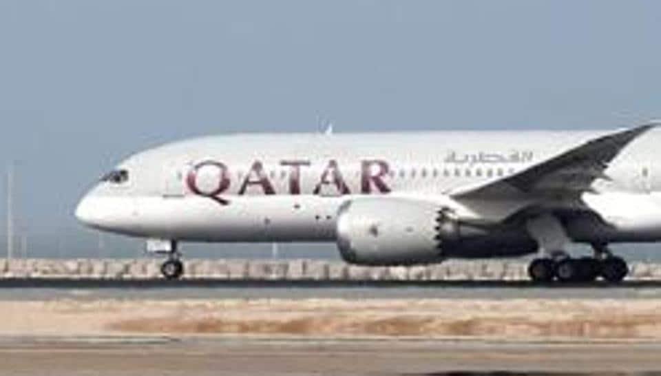 Unruly passenger,Forced landing,Qatar Airways