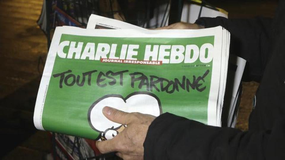 Charlie Hebdo,France,Paris