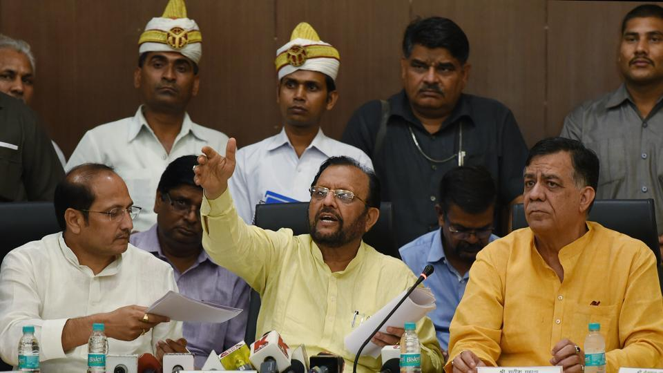 The committee, formed in August to resolve homebuyers' grievances, comprises industries minister Satish Mahana, urban housing minister Suresh Khanna and state minister (independent charge) of cane development and sugar mills Suresh Rana.