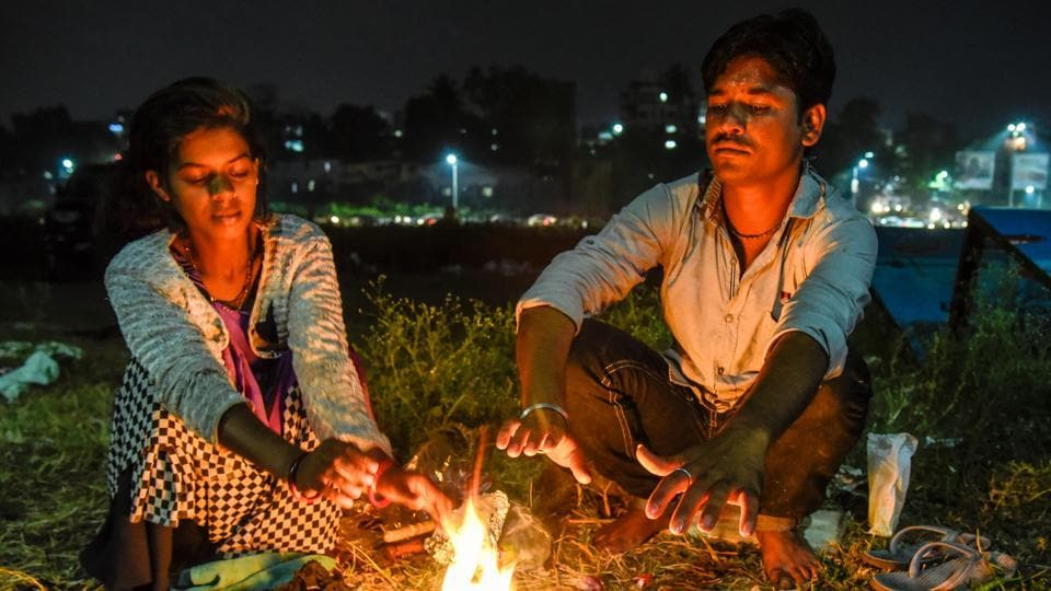 The minimum temperature in Pune will rise by one degree in the coming two days, while from November 8 to November 11 it is likely to drop to 12 degrees Celsius.