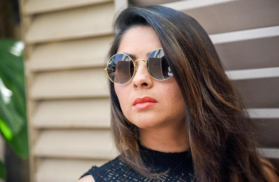 Sonalee Kulkarni is keen on experimenting and exploring more characters. (Photo by Sanket Wankhade/HT PHOTO)