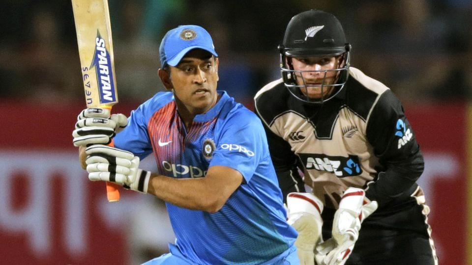 India vs New Zealand,MS Dhoni,Indian Cricket Team