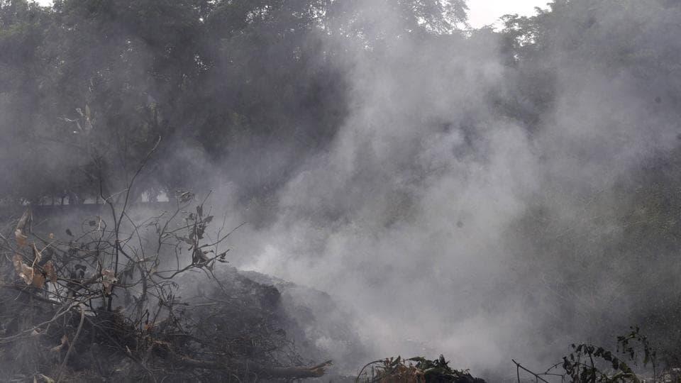 noida pollution,noida air pollution,noida air quality index