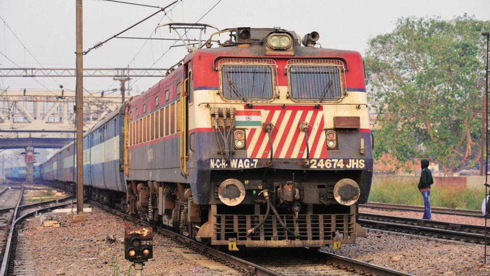 Many rail tracks that survived the war were abandoned after India converted the meter gauge lines to broad gauge. (HT file photo / Representative)