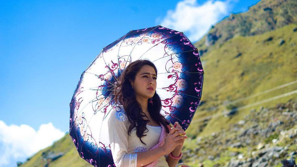 The first look of Sara Ali Khan in Kedarnath was recently revealed online.