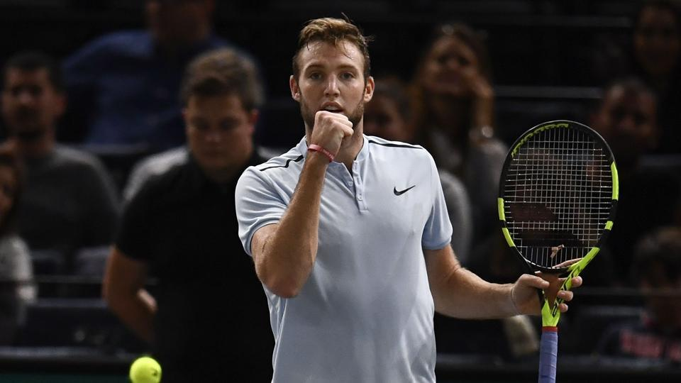 Jack Sock became the last player to seal a spot in the year-ending ATP Finals after winning the Paris Masters.