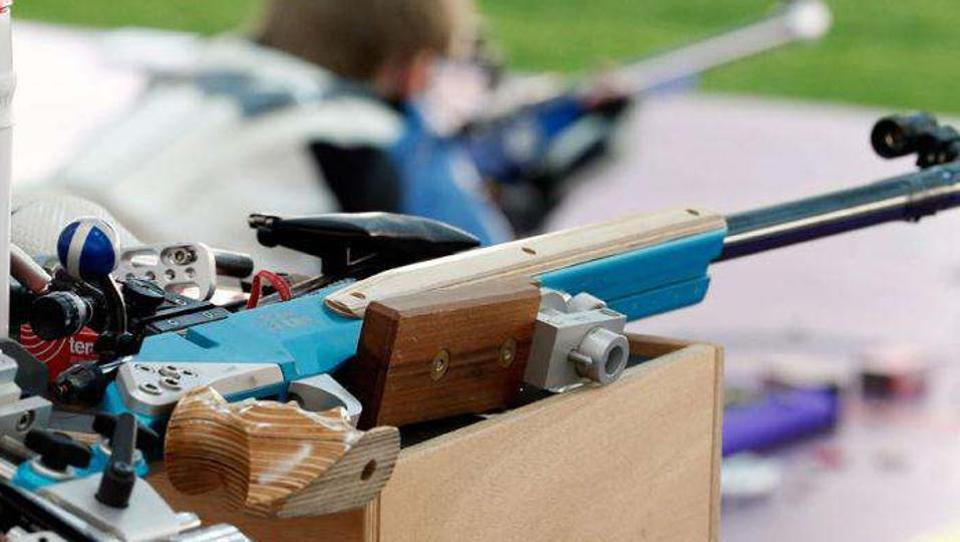 Indian squad won a total of six gold, seven silver and seven bronze medals at Commonwealth Shooting Championship.