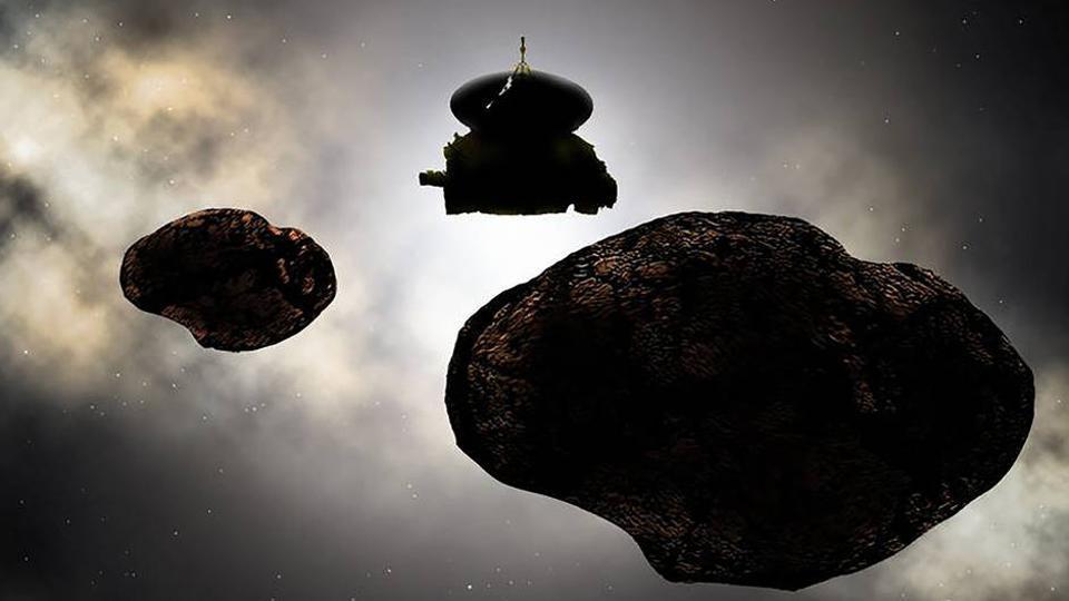 NASA,MU69,2014 MU69