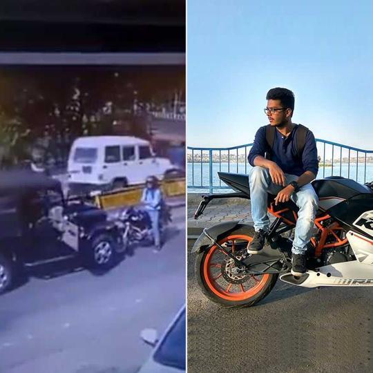 Bhopal Biker,Biker,Sahil Batav