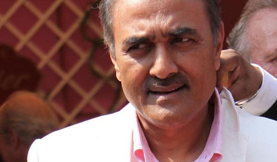 Senior NCPleader Praful Patel on Monday said that the party is not going with the BJP-led National Democratic Alliance.