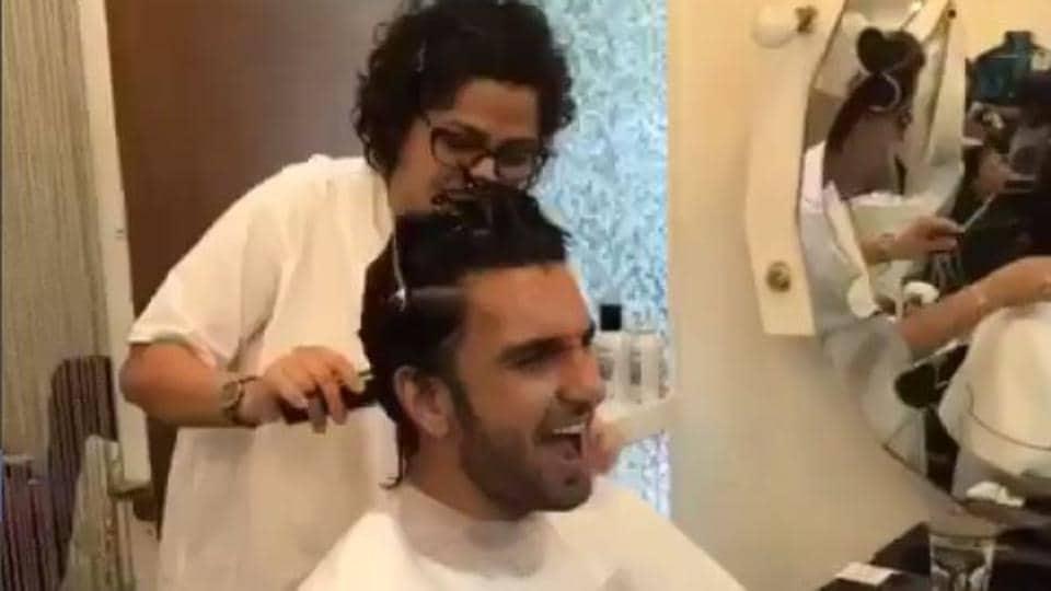 Padmavati,Ranveer Singh,Ranveer Singh Hair