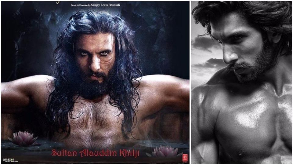 Padmavati,Ranveer Singh,Ranveer Singh workout