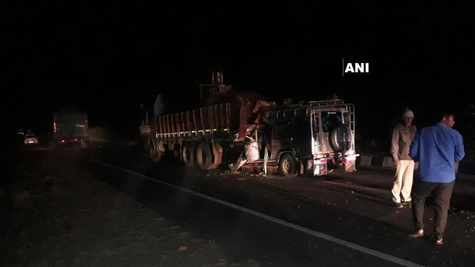 Guajart,Kheda,Road accident