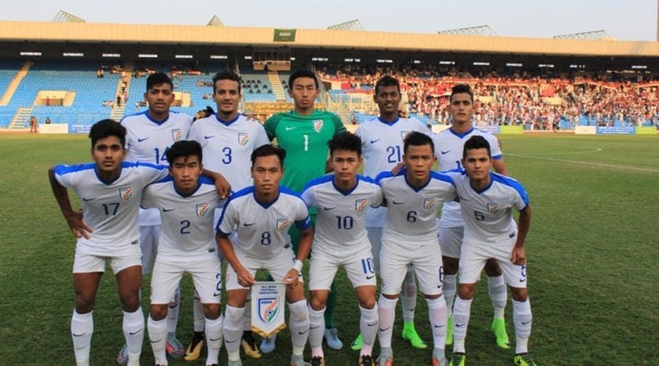 AFC U-19 Championship,Indian football team,Luis Norton de Matos