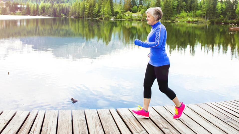 It's an irrefutable fact that physical activity is good for your health.