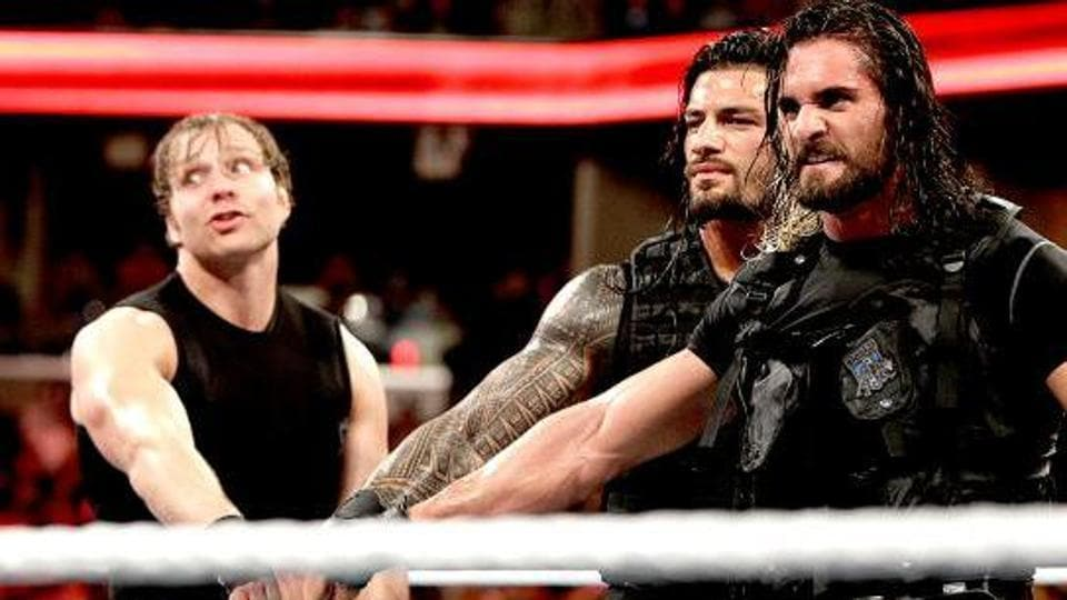 The Shield (Roman Reigns, Dean Ambrose and Seth Rollins) will be in action at WWE Live India on December 9.