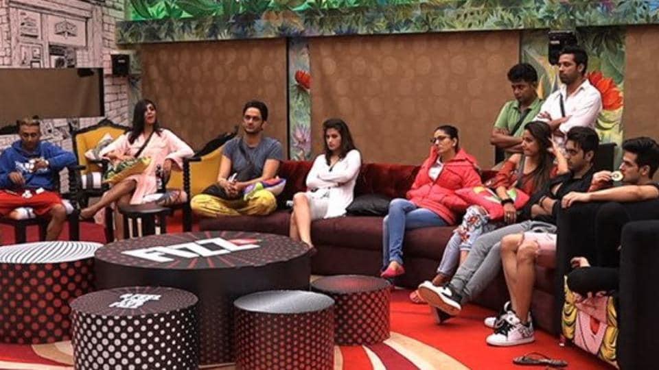 Bigg Boss 11,Hina Khan,Arshi Khan