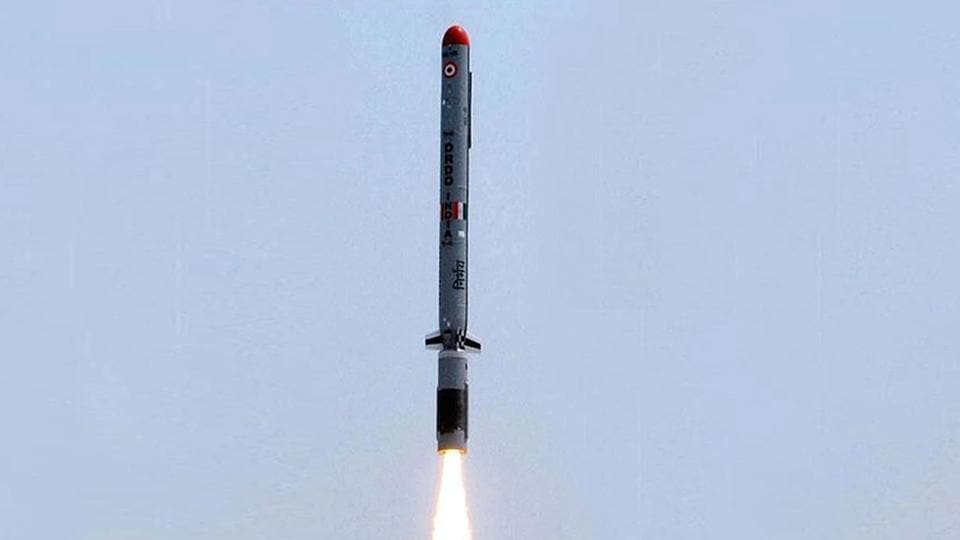 The maiden test flight of 'Nirbhay' held on March 12, 2013 had to be terminated midway for safety reasons due to malfunction of a component.