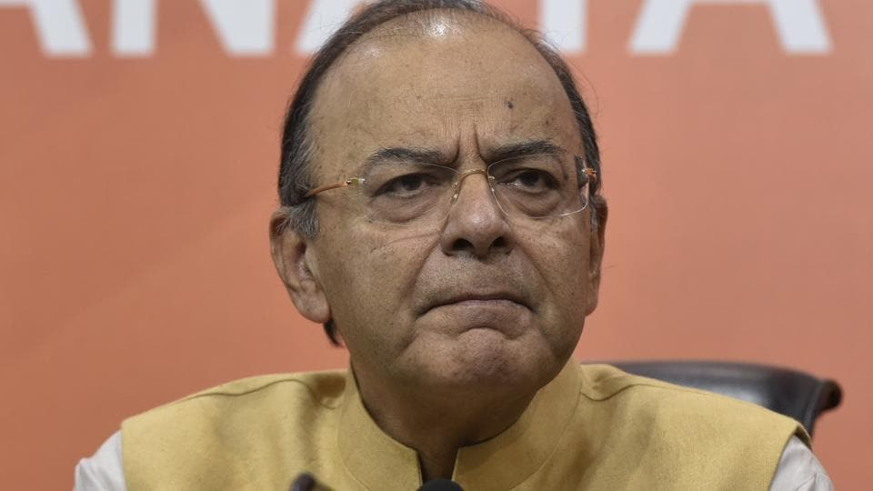 Finance minister Arun Jaitley said that though corruption will not end even in a less-cash system, it will become difficult to indulge in corruption.