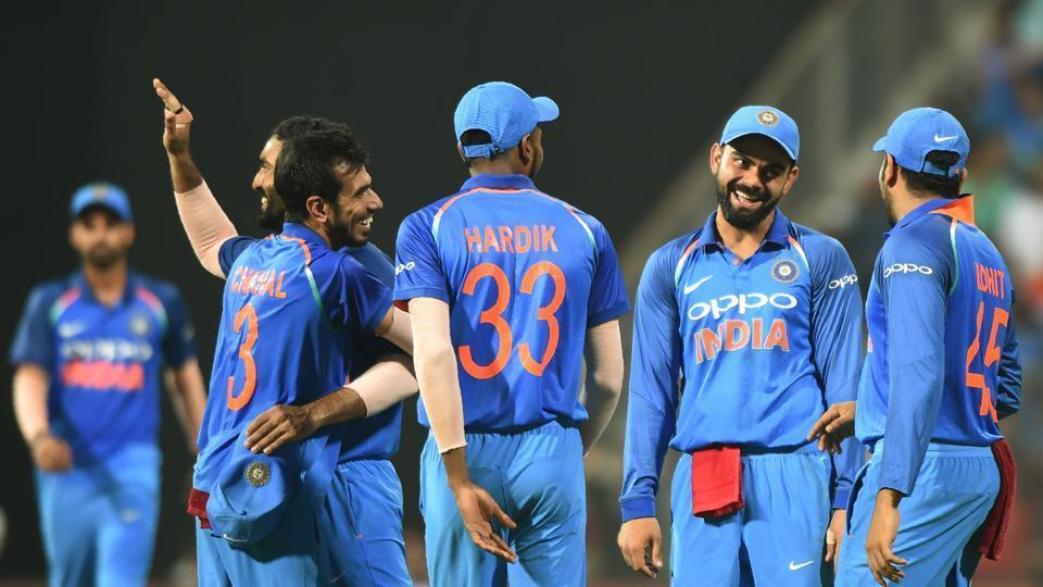 Virat Kohli-led Indian cricket team defeated New Zealand by 6 runs in the third T20.  Get full cricket score of India vs New Zealand 3rd T20 here.
