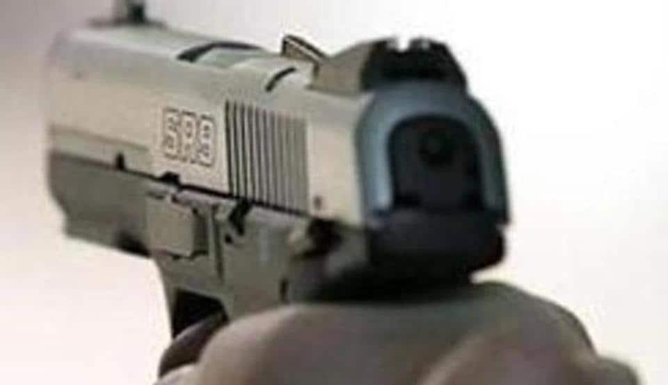 Journalist shot at,Journalist injured,accidentally shot at
