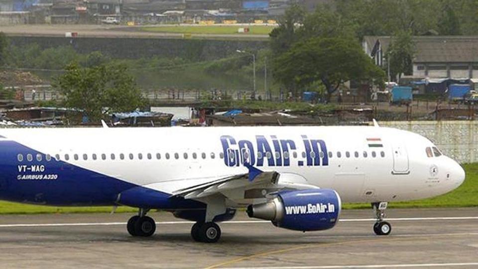 GoAir,Delhi,Kolkata