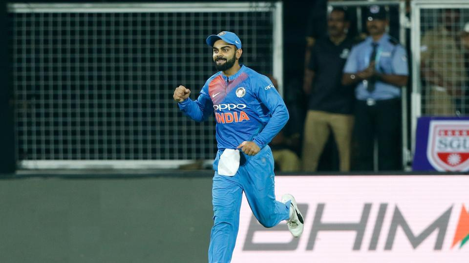 Image result for T20: India beat New Zealand by six runs in the third match, 2-1 on the series