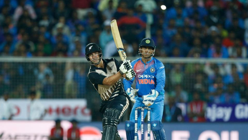 Wickets kept tumbling at regular intervals, leaving New Zealand needing 19 runs off the last over from Hardik Pandya but they could manage only 12. (BCCI )