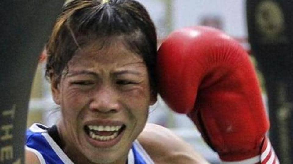 Mary Kom,Tsubasa Komura,Asian Women's Boxing Championships