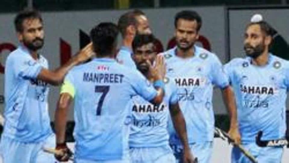 Indian men's hockey team,Sjoerd Marijne,Hockey World League Finals