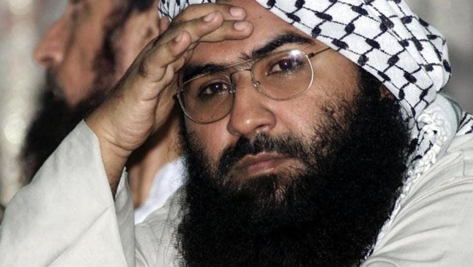 File photo of Jaish-e-Mohammed chief Masood Azhar.
