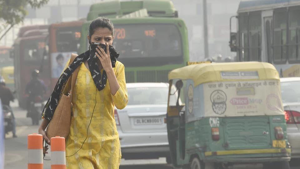 Delhi air pollution,Delhi air quality,Delhi air