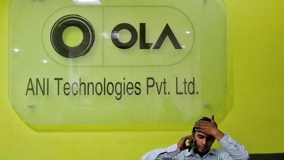 Ola ties up with Microsoft for connected vehicle platform