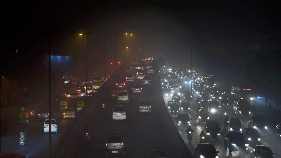 Air Pollution Linked To Slower >> Delhi Air Pollution Is It Smog Or Fog Opinions Differ Delhi News