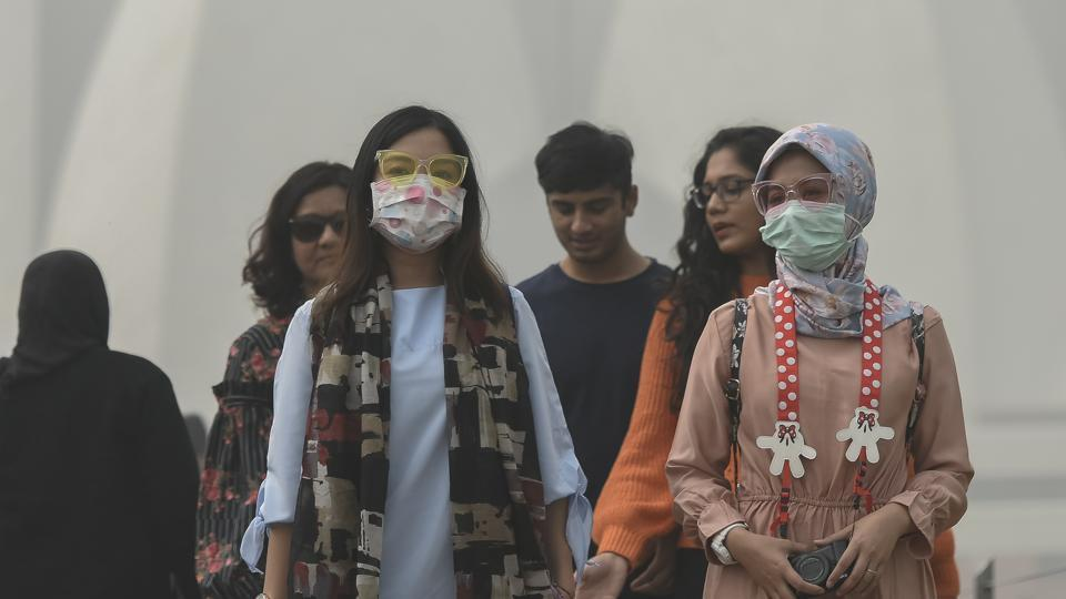Delhi pollution,Delhi air,Delhi smog