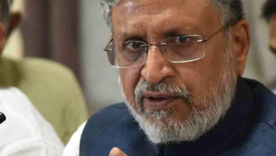 Bihar,Sushil Modi,Tejahwi Yaddav