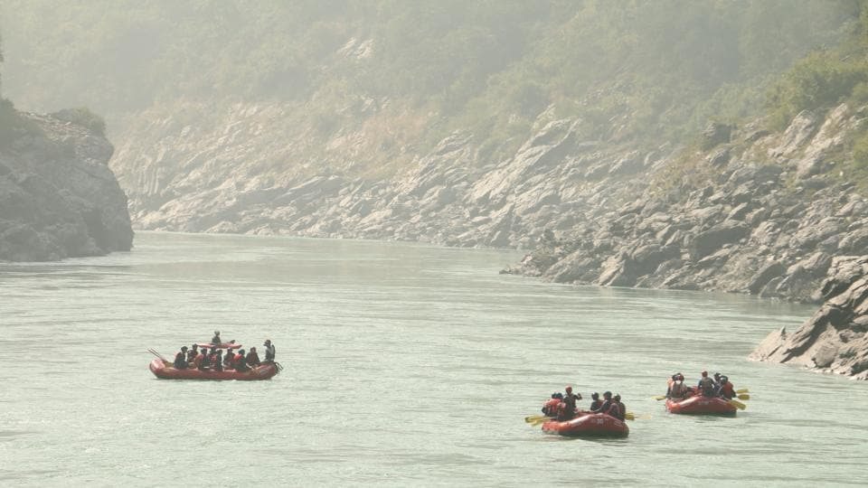 Funds likely to be loaned out by Germany would be spent on setting up sewerage networks for Haridwar, Rishikesh, Dehradun Mussoorie and Tapovan located along the Ganga.