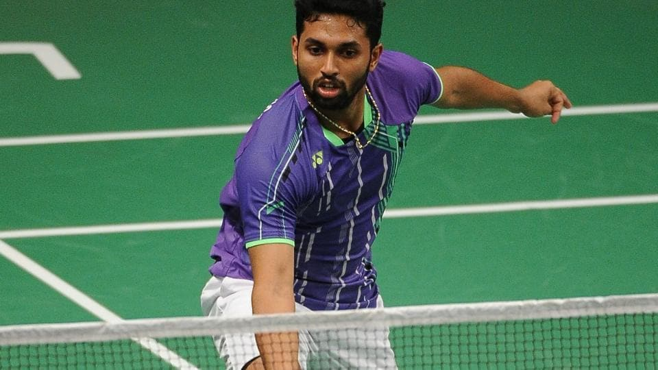 HS Prannoy defeated Kidambi Srikanth in three games in the final of National Badminton Championship.