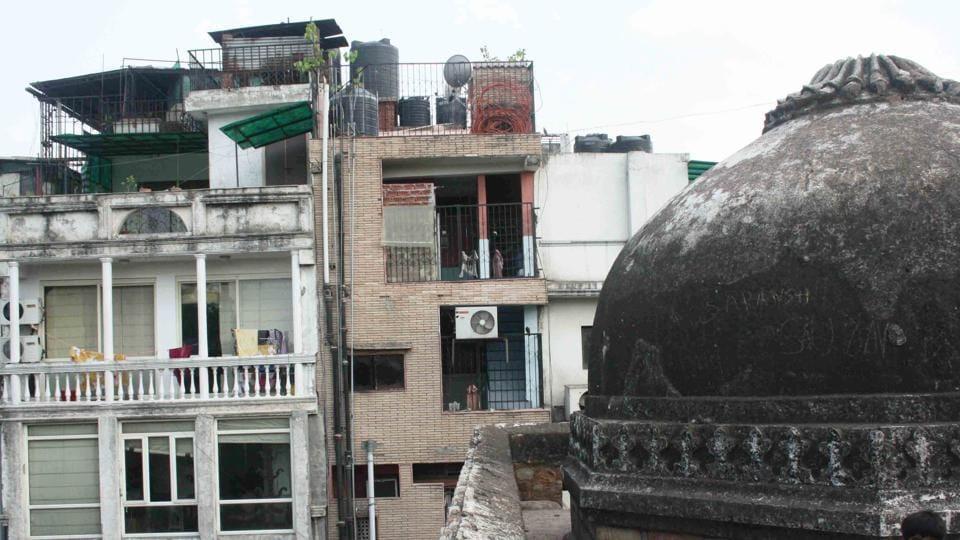 Delhi news,Delhiwale,Moth Ki Masjid
