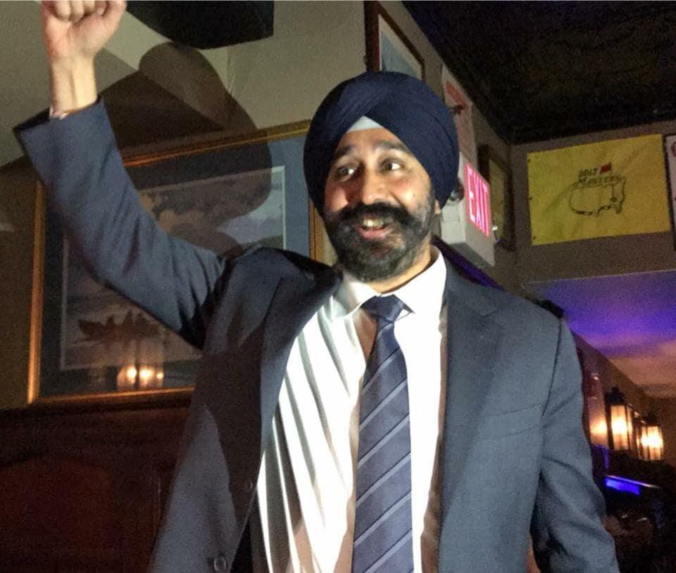 Ravinder Bhalla,Sikh mayor in US city,New Jersey