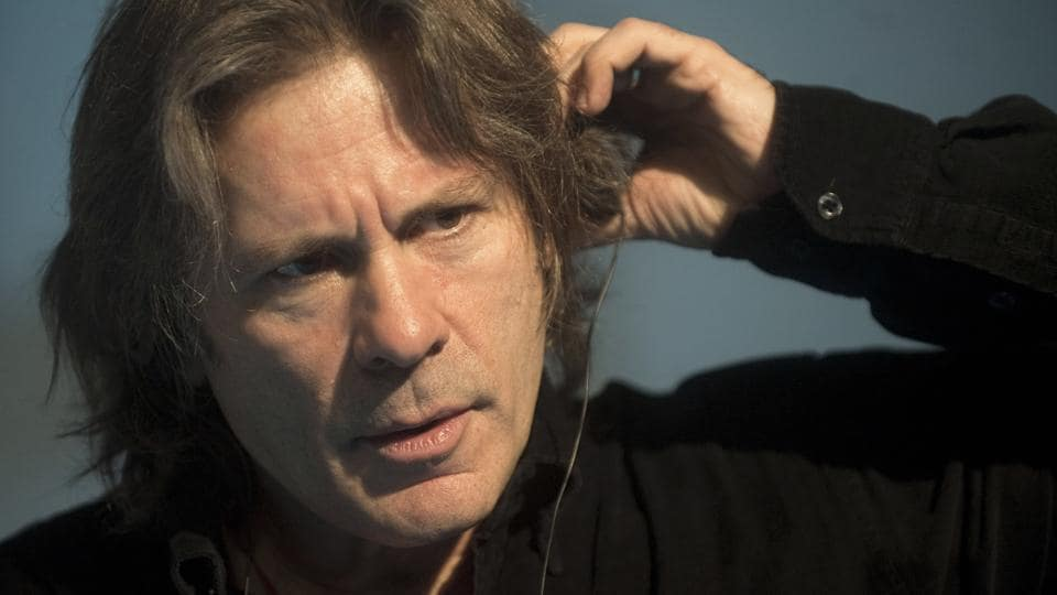 The rocker turned down an offer to do a book but changed his mind after being diagnosed with cancer.