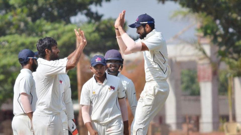 Ranji Trophy,Mumbai vs Baroda,Aditya Tare