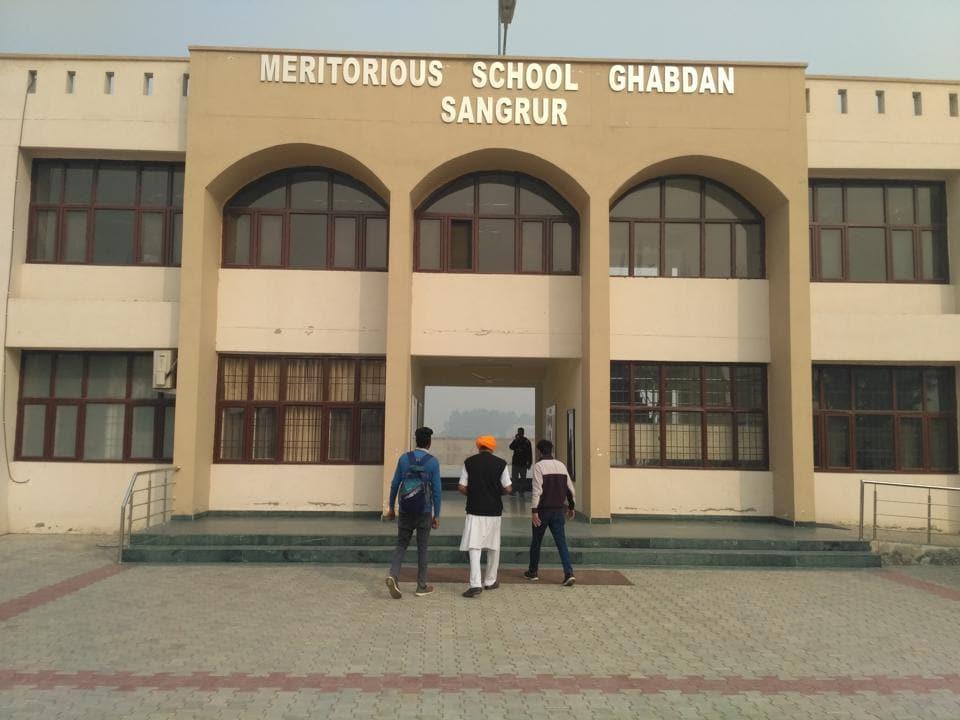 Sangrur meritorious school,Sexual harrasment,Ghabdan